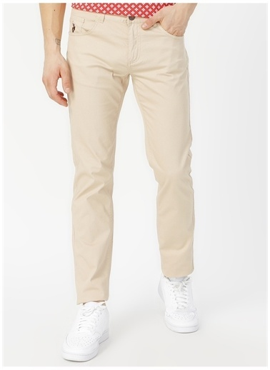 U.S. Polo Assn. U.S. Polo Assn. Bej Pantolon Bej